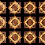Several Geometric Figur Royalty Free Stock Images