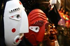 Korean Mask Royalty Free Stock Image