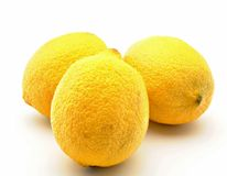 Several lemons Royalty Free Stock Images