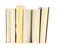 Several paper books Royalty Free Stock Images