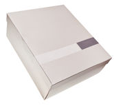 Several paper shopping bags Stock Image