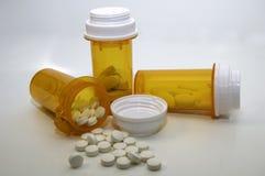 Several Presciption Medications Royalty Free Stock Photo