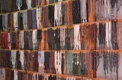 Several rosaries. Grand bazaar istanbul Stock Photos