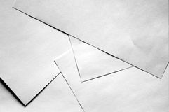 Free Several Sheets Of Paper. Royalty Free Stock Images - 30376589