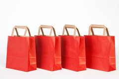 Several shopping bags. Stock Photography