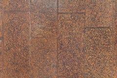 Several slabs of granite Stock Image