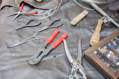 Several tools Stock Images
