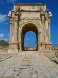 The Severan Arch Royalty Free Stock Photos