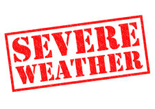 SEVERE WEATHER Stock Images