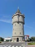 Severin del castello dell'acqua Fotografia Stock