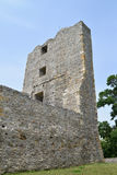 severin medieval fortress Stock Photo