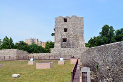 severin medieval fortress Royalty Free Stock Photography