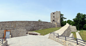 severin medieval fortress Royalty Free Stock Images
