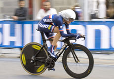 Severine Eraud, France. UCI road world championshi Stock Photo