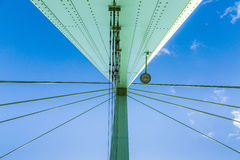 Severins Bridge in Cologne Stock Photos
