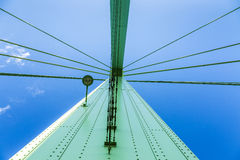 Severins Bridge in Cologne Stock Photography