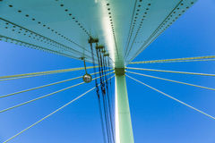 Severins Bridge in Cologne Royalty Free Stock Images
