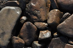 The severity of the stones Royalty Free Stock Image