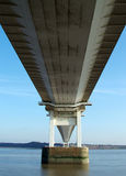 Severn Bridge #3 Stock Images