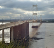 The Severn Bridge Stock Images