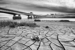 severn bro Royaltyfri Foto