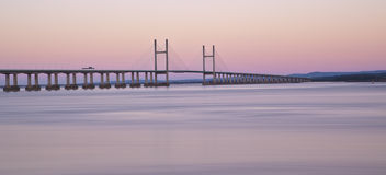 Severn Crossing Royalty Free Stock Images