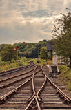 Severn Valley Railway, Highley Stock Images