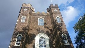 Severndroog castle Royalty Free Stock Photos