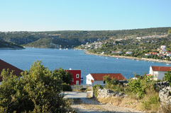 Sevid bay Stock Image