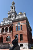 Sevier County Courthouse in Sevierville, Tennessee. In the USA stock images