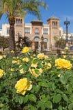 Sevilha - o museu de artes e de tradições populares Fotos de Stock