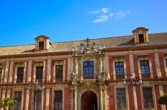 Sevilha Palacio Arzobispal de Sevilla Andalusia fotos de stock royalty free