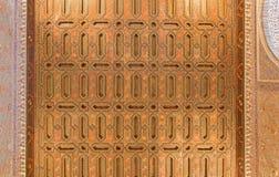 Sevilla - één van mudejar plafonds in Alcazar van Sevilla Stock Foto's