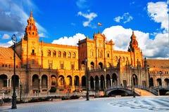 sevilla Испания Стоковое Фото