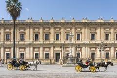 Sevilla Immagine Stock Libera da Diritti