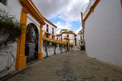 Sevilla royaltyfria foton