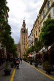 Sevilla arkivbilder