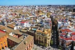 Sevilla Foto de archivo libre de regalías