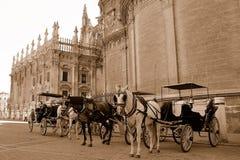 Sevilla Stockfotografie