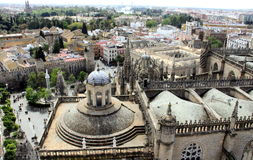 Sevilla Stock Foto