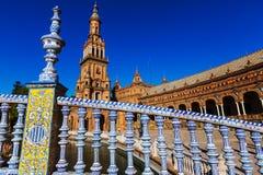 Sevilla lizenzfreies stockfoto