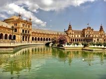 Sevilla Stockfoto