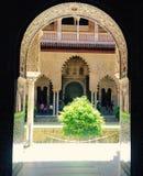 Sevilla Alhambra royaltyfri foto