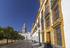 Sevilla, Andalucia, Hiszpania fotografia royalty free