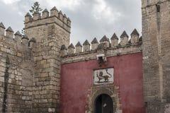 Sevilla, Andalucia, Hiszpania zdjęcie stock