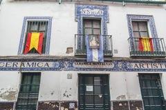 Sevilla, Andalucia, Hiszpania fotografia stock