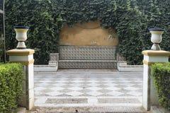 Sevilla Andalucia, Hiszpania: park Zdjęcia Stock