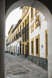 Sevilla Andalucia, Spain: Barrio Santa Cruz Royalty Free Stock Image