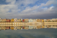 Sevilla,Andalucia,Spain. Royalty Free Stock Photography