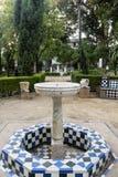 Sevilla Andalucia, Spain: park Royalty Free Stock Photo